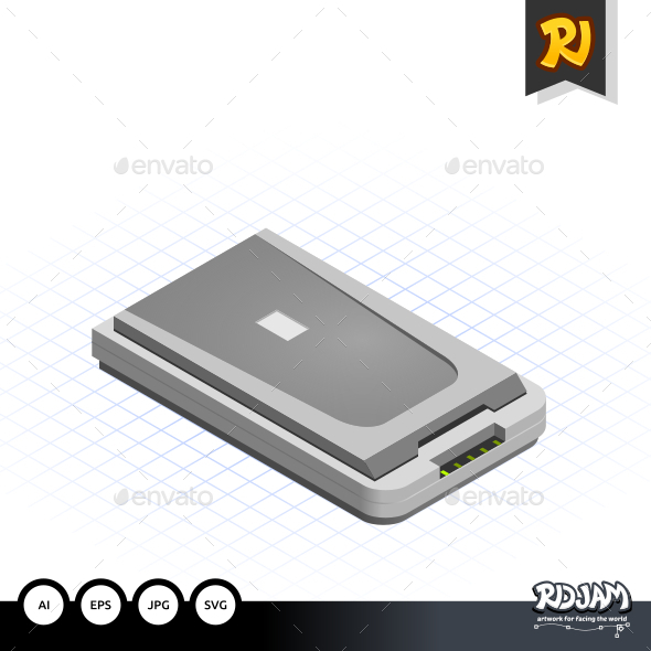 Isometric Scanner - Technology Conceptual