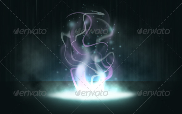 Magic Smoke - Miscellaneous Backgrounds