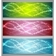 Shiny Iridescent Banners Design - GraphicRiver Item for Sale
