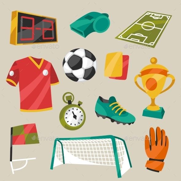 Sports Symbols  - Sports/Activity Conceptual