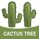 Cactus Tree - GraphicRiver Item for Sale