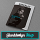 Kingsley - A4 Portfolio Catalog Brochure Vol 2 - GraphicRiver Item for Sale