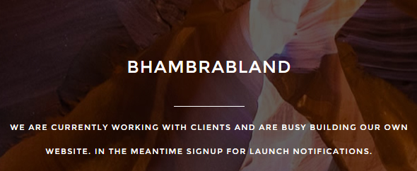 Bhambrabland
