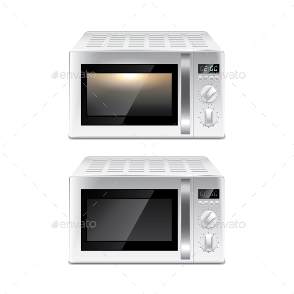Microwave Oven - Technology Conceptual