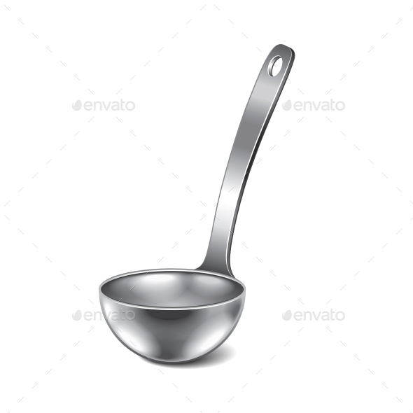 Ladle - Food Objects