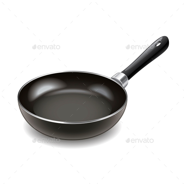Frying Pan - Food Objects