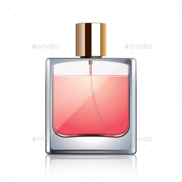 Perfume Bottle - Miscellaneous Vectors
