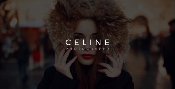 Celine - Creative Photography Template