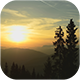 Sunset Mountain - VideoHive Item for Sale