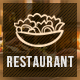 Restaurant / Pub / Bar / Caffee Template - ThemeForest Item for Sale