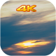 Sun Behind The Clouds - VideoHive Item for Sale