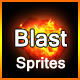 Blast Sprites - GraphicRiver Item for Sale
