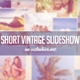 Short Vintage Slideshow - VideoHive Item for Sale