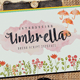Font Umbrella Script - GraphicRiver Item for Sale