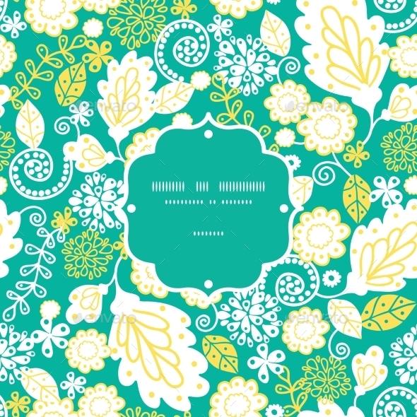 Floral Background  - Patterns Decorative