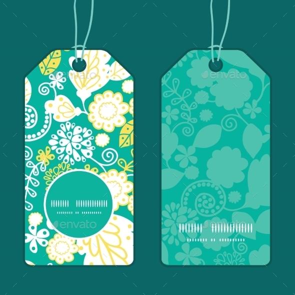 Floral Banners  - Patterns Decorative