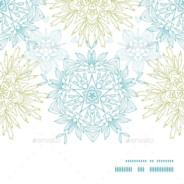 Mandalas Frame - Backgrounds Decorative