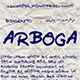 Arboga Font - GraphicRiver Item for Sale