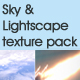 SKY and LIGHTSCAPE pack - GraphicRiver Item for Sale