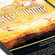 Easter Sunday Flyer - GraphicRiver Item for Sale