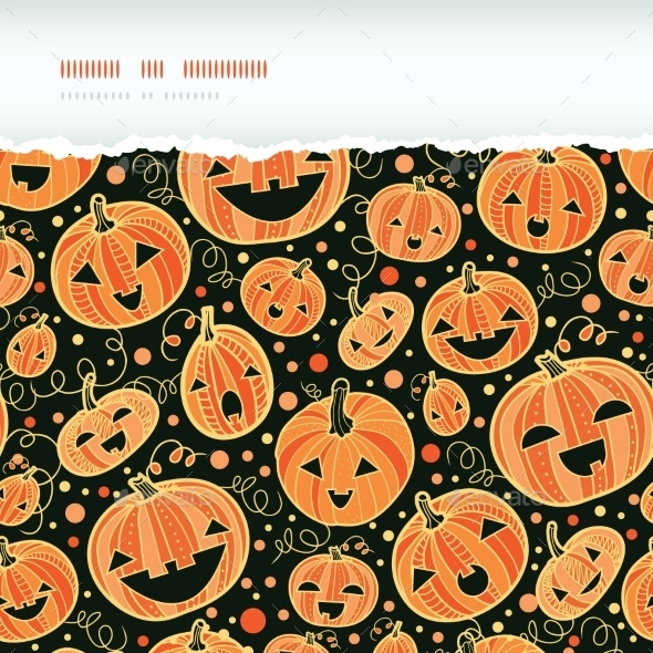 Halloween Pattern  - Halloween Seasons/Holidays