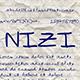 Nizi Font - GraphicRiver Item for Sale