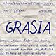 Grasia Font - GraphicRiver Item for Sale