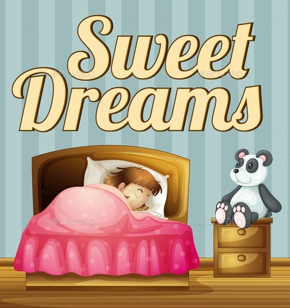 Sweet Dream - People Characters