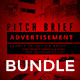 Complete Pitch Brief Bundle Templates - GraphicRiver Item for Sale