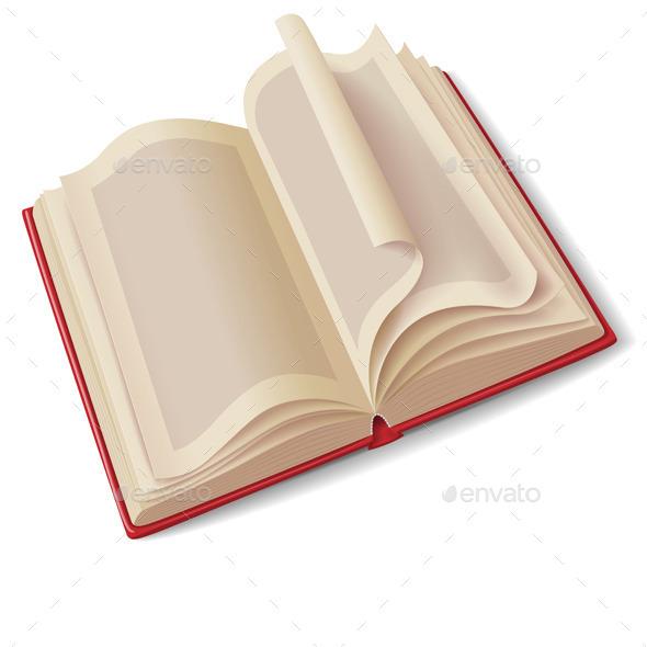 Open Book - Miscellaneous Conceptual