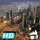 Dubai Skyline from Burj Khalifa - VideoHive Item for Sale