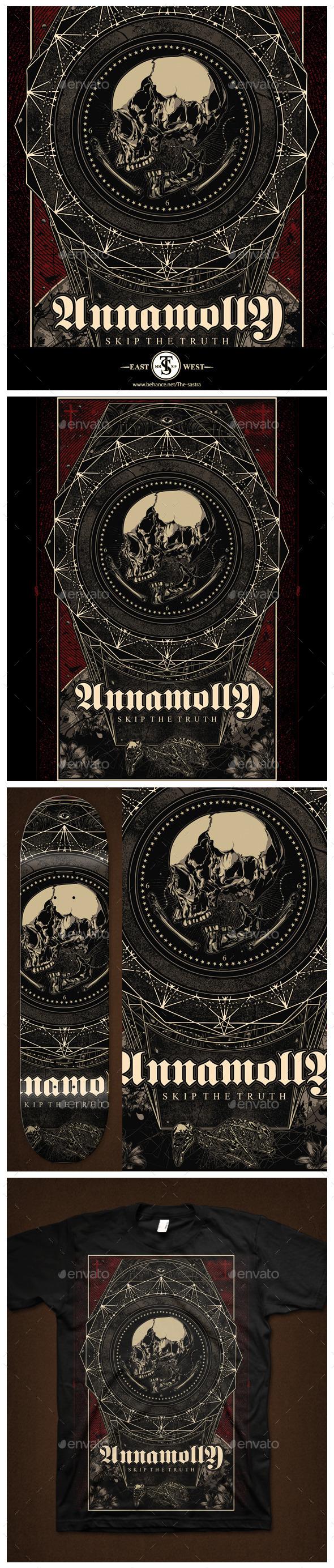 Annamolly - Grunge Designs