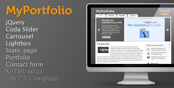 Free Download MyPortfolio Nulled Latest Version