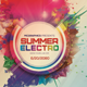 Summer Electro Flyer Template - GraphicRiver Item for Sale