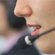Call Center Operator Talking With Client - VideoHive Item for Sale