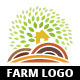 Farm Logo Template - GraphicRiver Item for Sale