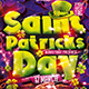 Flyer Saint Patricks Day Konnekt - GraphicRiver Item for Sale