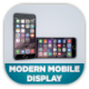 Modern Mobile Display - VideoHive Item for Sale
