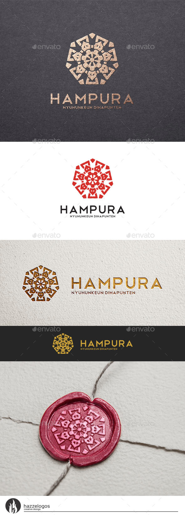 Hampura Logo - Crests Logo Templates