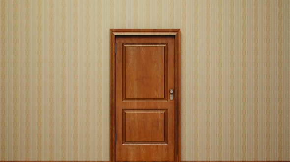& Residential Wooden Door Transition by stock-morrison-video | VideoHive pezcame.com