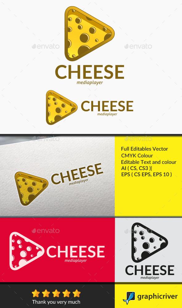 cheese - Symbols Logo Templates