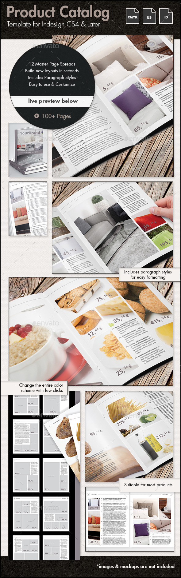 Product Catalog - US Letter - Catalogs Brochures