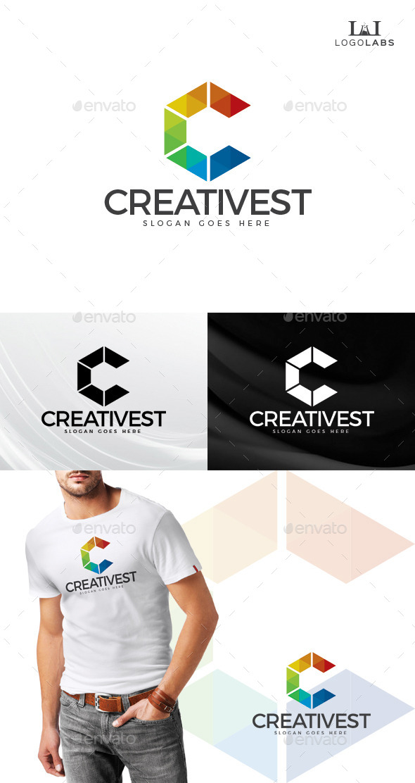 Letter C Logo - Letters Logo Templates