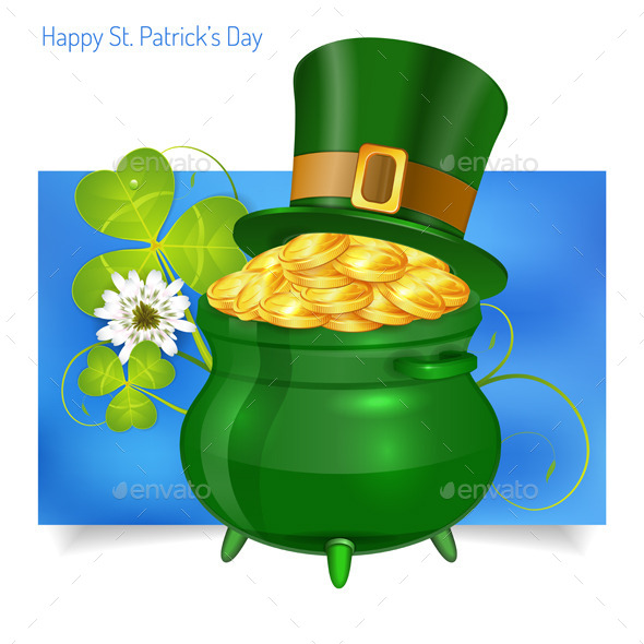 St. Patrick's Day Banner - Miscellaneous Seasons/Holidays