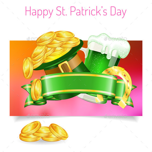 St. Patrick's Day Banners - Miscellaneous Seasons/Holidays