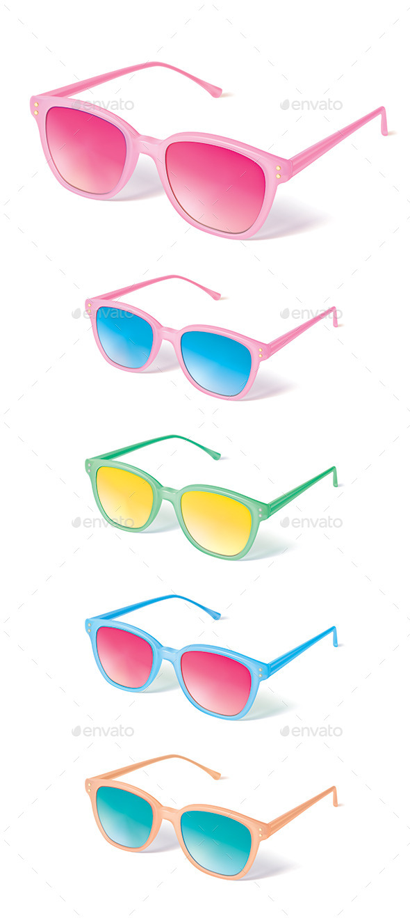 Sunglasses - Man-made Objects Objects