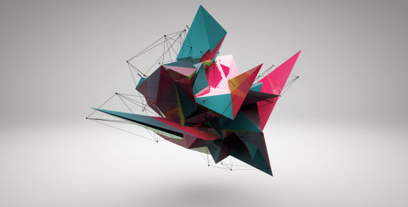 3d Abstract Artists