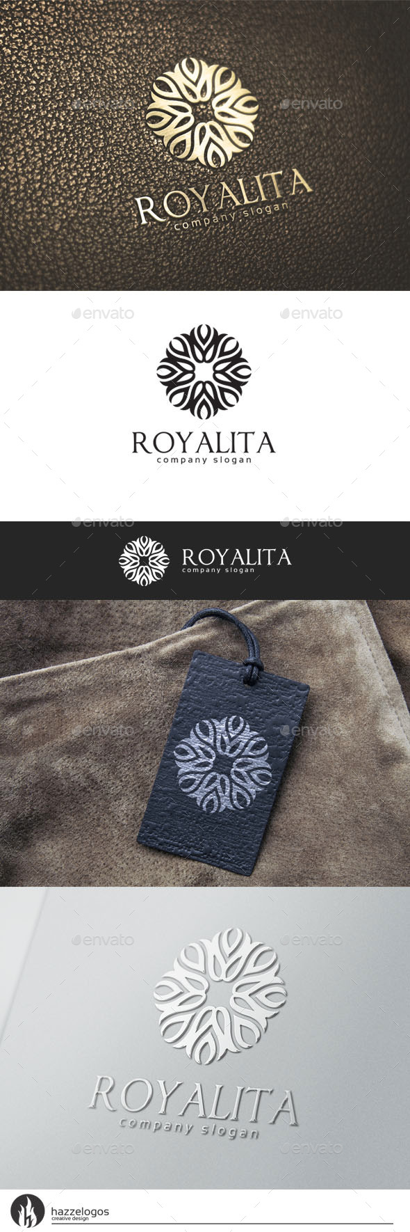 Royalita Logo - Crests Logo Templates