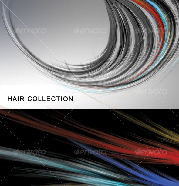 Hair - Decorative Graphics