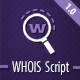 Whois Script